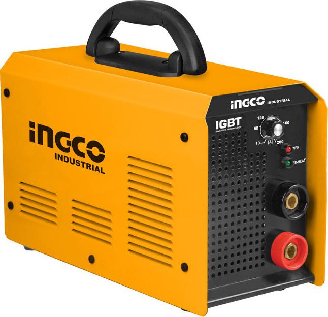 Электросварка-инвертор Ingco ING-MMA1606 160A