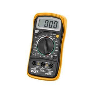 Мультиметр карманный Ingco DM200