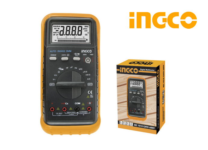Мультиметр Ingco DM700