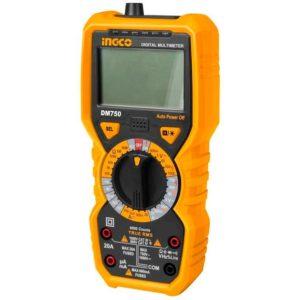 Мультиметр Ingco DM750
