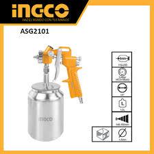 Пневматический пульверизатор Ingco ASG2101нижн.бач