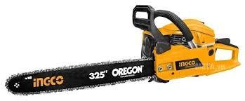 Пила бензиновая ручная Oregon INGCO GCS45182
