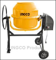 Бетономешалка INGCO CM30-1 эл. 180л/800w